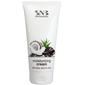 Moisturizing body cream with aloe vera and urea SNB
