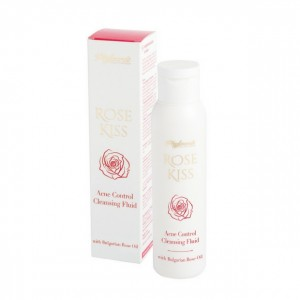 Acne control cleansing fluid Rose Kiss Phytocode