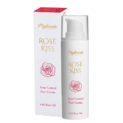 Анти-акне крем за лице Rose Kiss Phytocode
