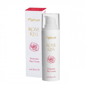 Protective day cream with rose oil Rose Kiss Phytocode