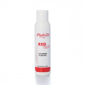 Cleansing fluid-gel against redness Red Out Phytocode