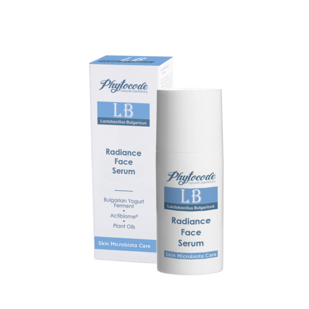 Radiance face serum LB Phytocode