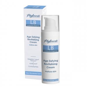 Възстановяващ крем за лице с подмладяващ ефект за зряла кожа LB Phytocode