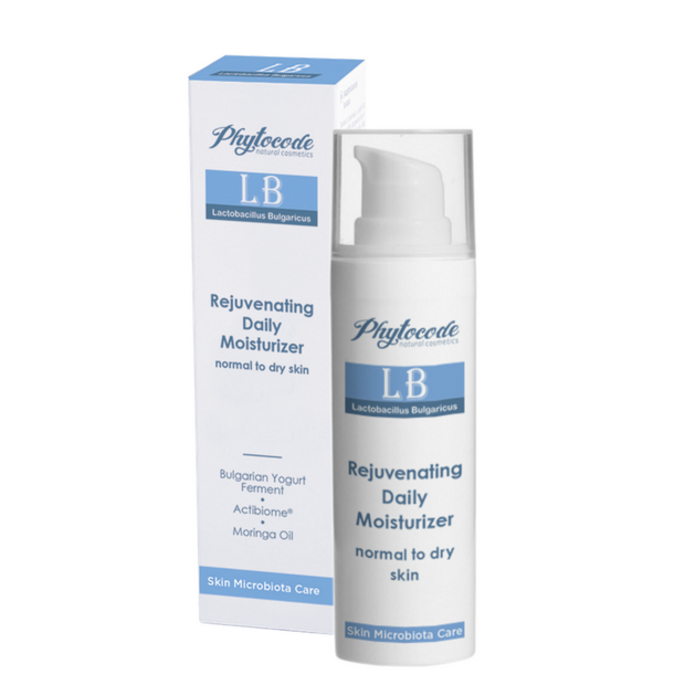Rejuvenating daily moisturizer for normal to dry skin LB Phytocode