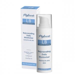 Хидратиращ крем за младежко излъчване за нормална към суха кожа LB Phytocode