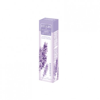 Hand cream with lavender extract Herbs of Bulgaria Biofresh