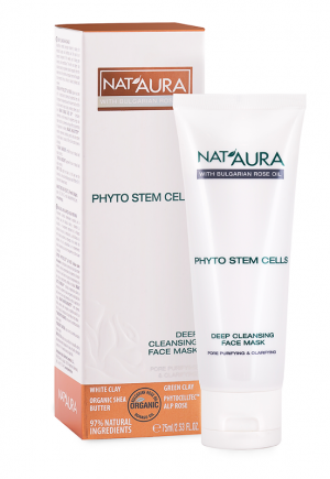 Deep cleansing face mask Nat'Aura Biofresh