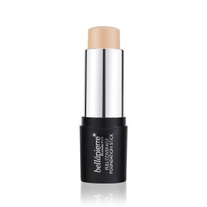 Full coverage mineral foundation stick Medium Bellapierre