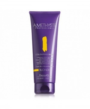 Coloring hair mask Blonde Amethyste Farmavita