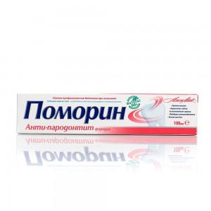 Toothpaste Anti-Parodontit Pomorin Rubella