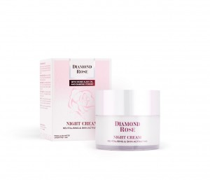 Revitalizing night cream Diamond Rose Biofresh