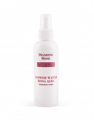 Flower water Rosa Alba energising toner Diamond Rose Biofresh