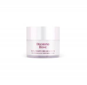 Day & night cream serum for dry skin Diamond Rose Biofresh