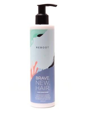 Балсам за увредени и третирани коси Reboot от Brave New Hair