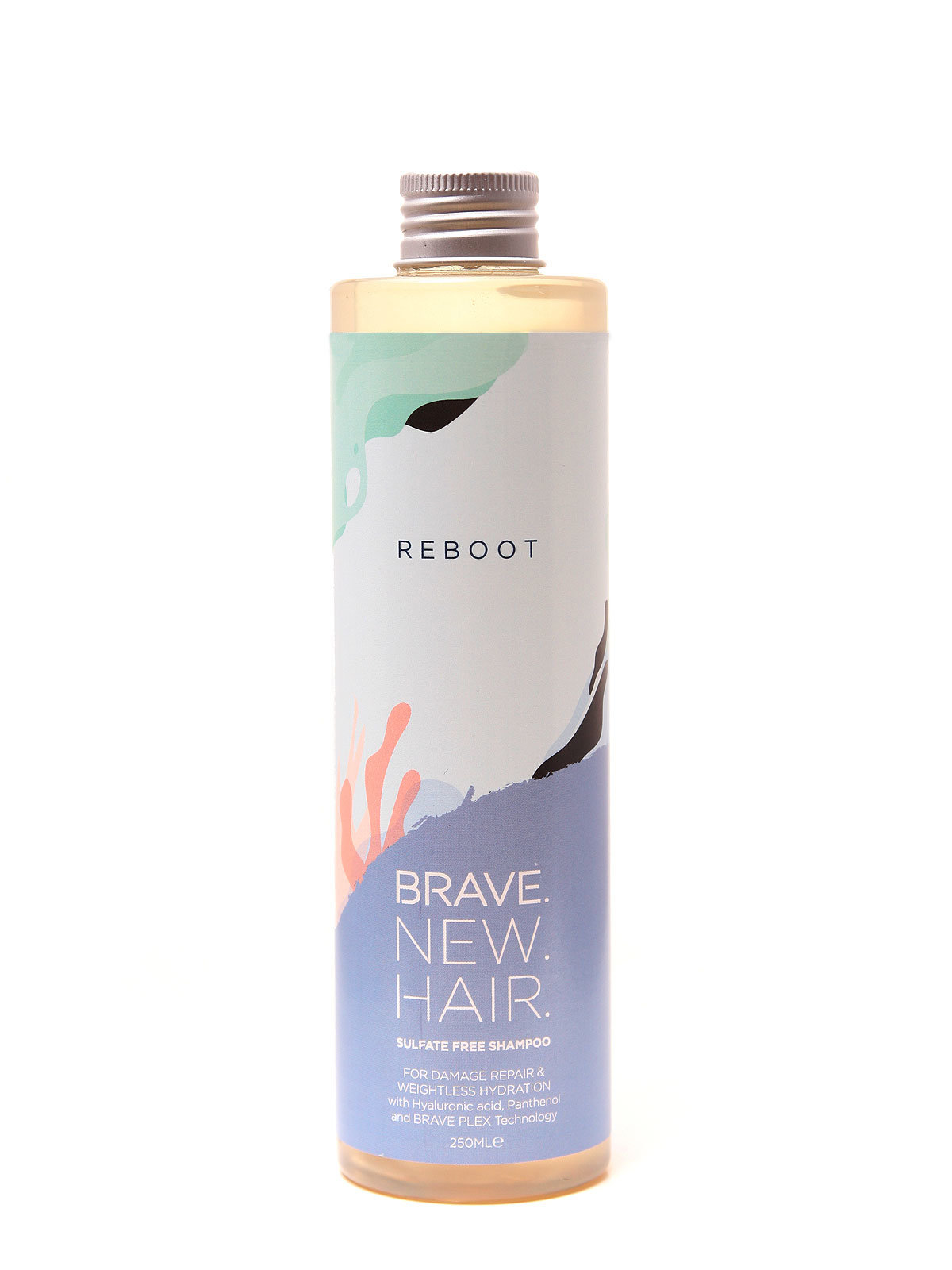 Reboot Shampoo for Damage Hair Brave New Hair