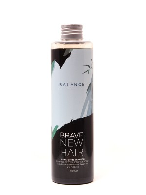 Shampoo Balance for Sensitive Scalp Brave New Hair