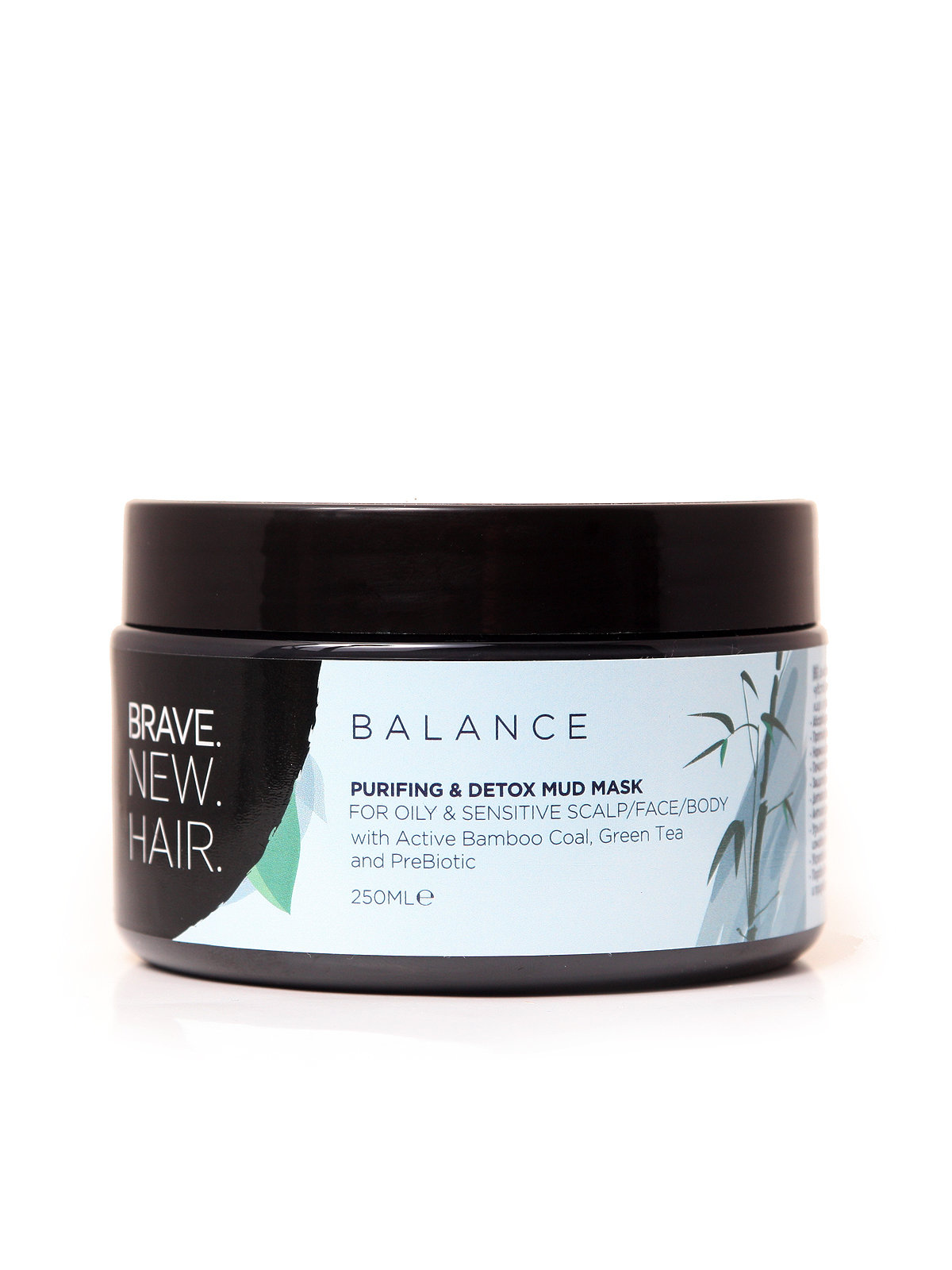Hair Mask Balance for Deep Cleansing and Detoxication Brave New Hair