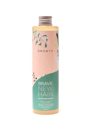 Stimulating Shampoo Growth Brave New Hair