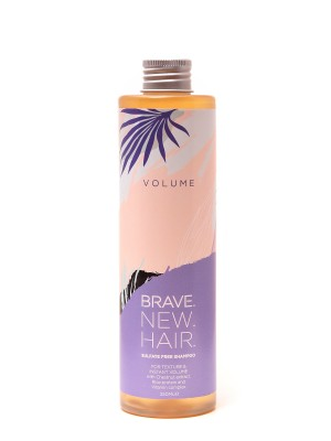 Shampoo Volume for Texture and Instant Volume Brave New Hair