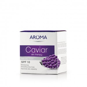 Day cream Aroma Caviar Skin Therapy