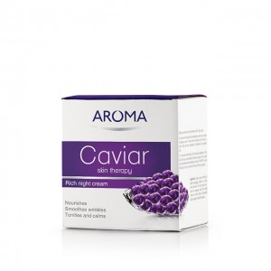 Night cream Aroma Caviar Skin Therapy