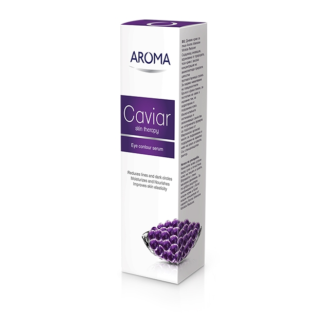 Eye Cream Aroma Caviar Skin Therapy