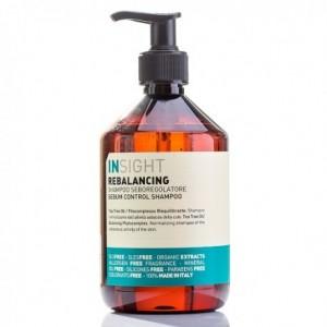 Sebo-regulating shampoo Rebalance Rolland Insight