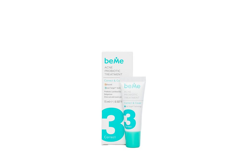 Коректор за лице Acne Probiotic Treatment BeMe