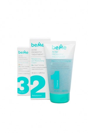 Anti Acne Set Acne Probiotic Treatment BeMe