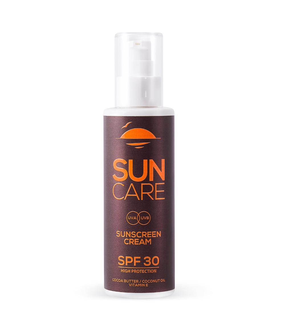 Body sun protection cream SPF30 Biofresh