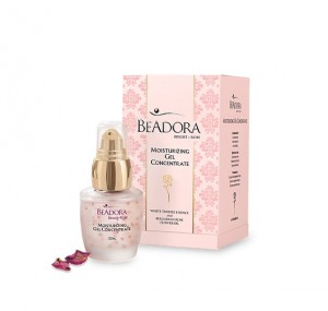 Moisturizing Gel Concentrate for Face Bright Rose BeAdora
