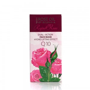Dual action hydrolifting face mask with coenzyme Q10 Regina Floris Biofresh