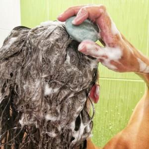 Твърд шампоан за нормална към мазна коса Morava
