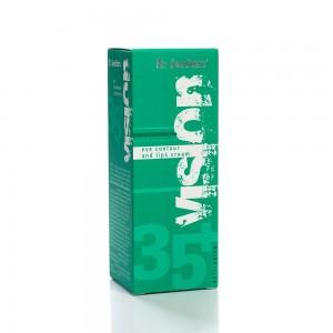 Antioxidant cream for eyes and lips Vision 35+ Black Sea Stars