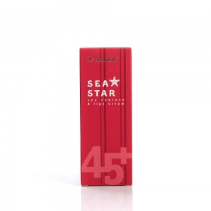 Anti-age cream for the eye and lip contour Sea Star 45+ Black Sea Stars