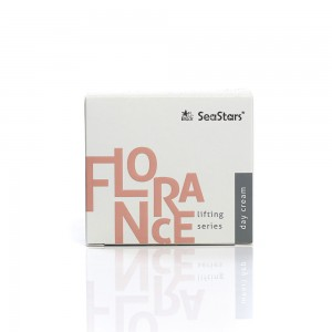 Anti-aging lifting day cream for face Florance Black Sea Stars