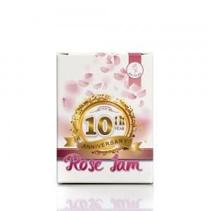 Traditional rose jam Alta oils