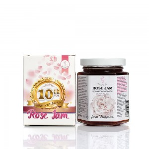 Traditional rose jam Alta oils