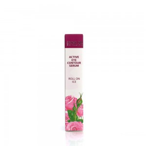 Active eye contour roll-on serum with rose oil Regina Floris Biofresh