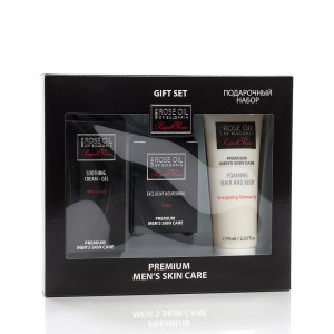 Men's mini gift set Regina Floris Biofresh