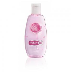 Гел за сухо измиване с розов аромат Българска Роза