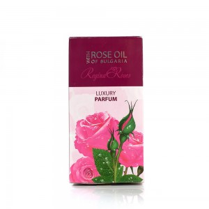 Perfume Luxury with natural rose oil Regina Floris Biofresh