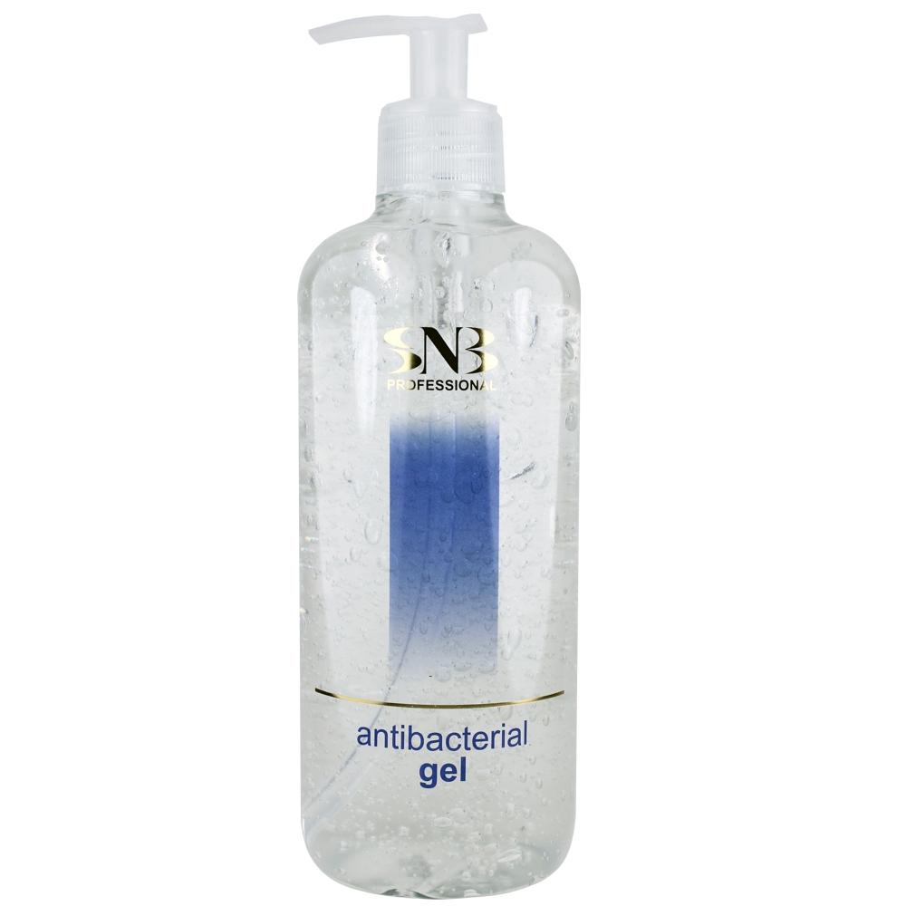Дезинфекциращ гел за ръце SNB 500 ml.