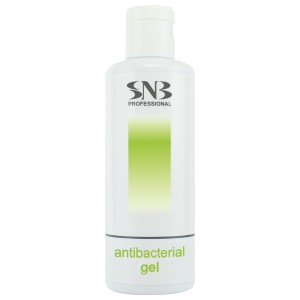 Antibacterial and disinfectant hand gel with linden 90 ml. SNB