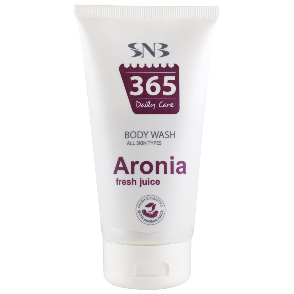 Shower gel with aronia juice SNB