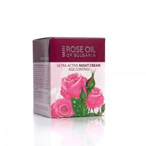Ultra active night face cream Regina Floris Biofresh