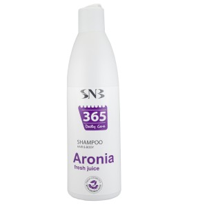 Shampoo for hair and body with aronia juice SNB
