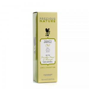 Nourishing hair oil with prickly pear Precious Nature Alfaparf