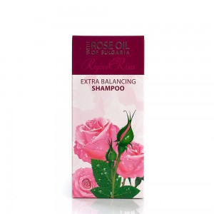 Balancing shampoo with natural rose oil Regina Floris Biofresh