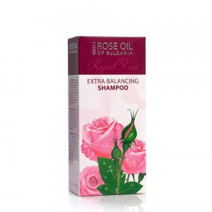Balancing shampoo with natural rose oil Regina Floris Biofresh